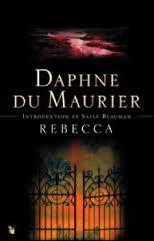 Book Cover Image - Rebecca