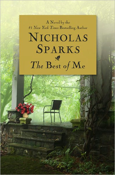 Book Cover Image - The Best of Me