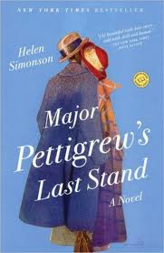 Book Cover Image - Major Pettigrew's Last Stand