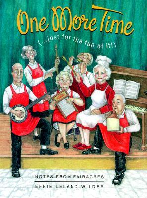 Book Cover Image - One More Time