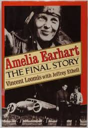 Book Cover Image - Amelia Earhart - The Final Story
