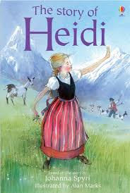 Book Cover Image - Heidi