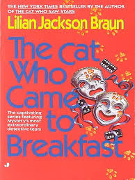 Book Cover Image - The Cat Who Came to Breakfast