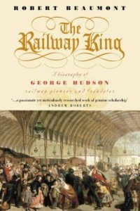 Book Cover Image - The Railway King