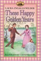 Book Cover Image - These Happy Golden Years