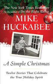 Book Cover Image - A Simple Christmas