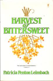 Book Cover Image - Harvest of Bittersweet