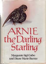 Book Cover Image - Arnie the Darling Starling