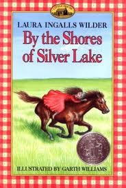 Book Cover Image - By the Shores of Silver Lake