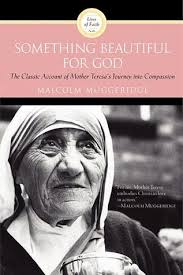 Book Cover Image - Something Beautiful for God
