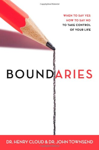 Book Cover Image - Boundries