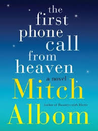 Book Cover Image - The First Phone Call from Heaven