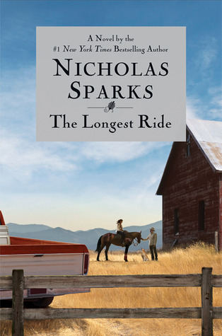 Book Cover Image - The Longest Ride
