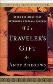 Book Cover Image - The Traveler's Gift
