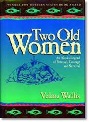 Book Cover Image - Two Old Women