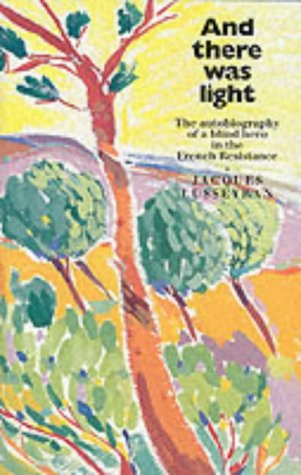 Book Cover Image - And There Was Light