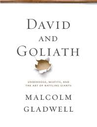 Book Cover Image - David and Goliath