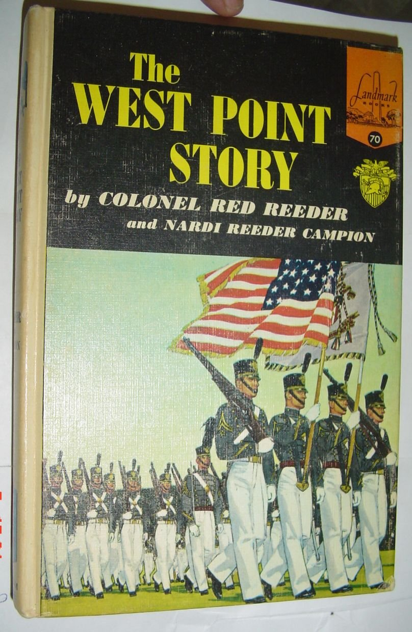 Book Cover Image - The West Point Story