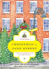 Book Cover Image - Christmas on Jane Street