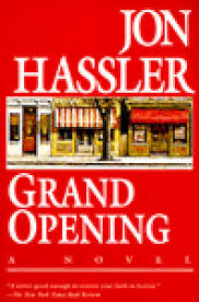 Book Cover Image - Grand Opening
