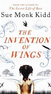 Book Cover Image - The Invention of Wings
