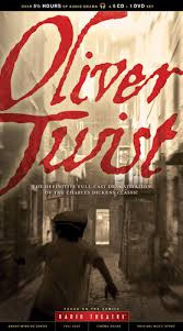 Book Cover Image - Oliver Twist