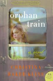 Book Cover Image - Orphan Train