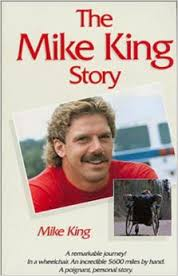 Book Cover Image - The Mike King Story