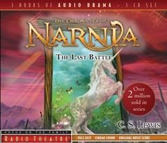 CD Cover Image - last battle