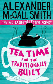 Book Cover Image - Tea Time for the Traditionally Built