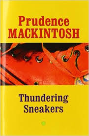 Book Cover Image - Thundering Sneakers