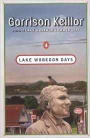 Book Cover Image - Lake Wobegon Days