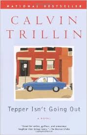 Book Cover Image - Tepper Isn't Going Out