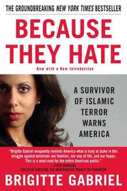 Book Cover Image - Because They Hate