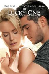 Book Cover Image - The Lucky One