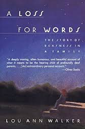 Book Cover Image - A Loss For Words