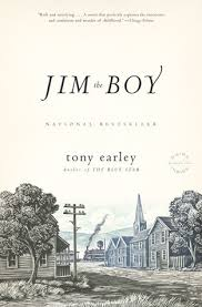 Book Cover Image - Jim the Boy