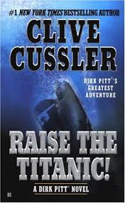 Book Cover Image - Raise the Titanic