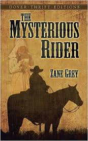 Book Cover Image - The Mysteriious Rider