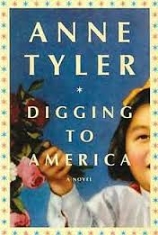 Book Cover Image - Digging to America