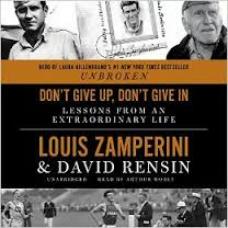 Book Cover Image - Don't Give Up, Don't Give In