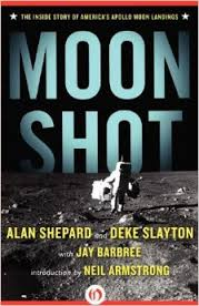 Book Cover Image - Moon Shot