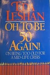 Book Cover Image - Oh to be Fifty Again