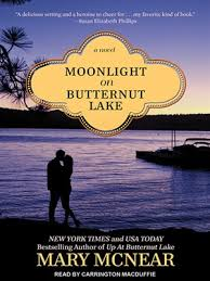 Book Cover Image - Moonlight on Butternut Lake