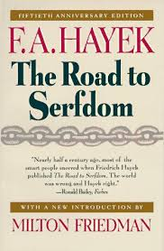 Book Cover Image - The Road to Serfdom