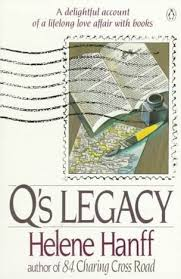 Book Cover Image - Q's Legacy